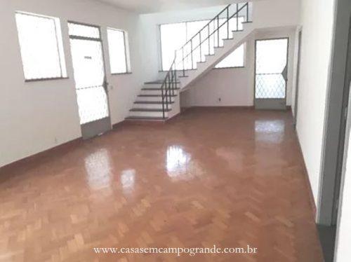 Rj – campo grande – centro – casa duplex 5 quartos –