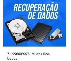 Recuperaçao De Hds E Dados Sat Ssd Todos