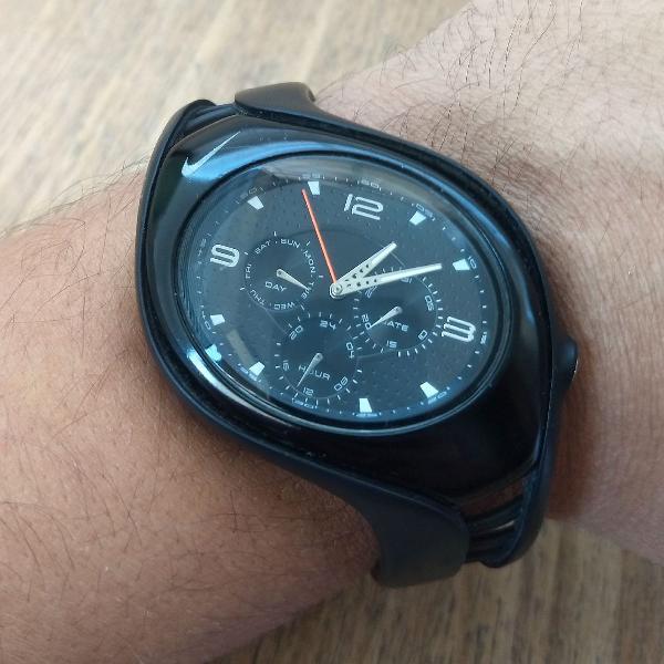 Relógio nike triax wr0091 analógico
