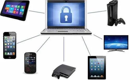 Serviços de computadores, celulares, tablets, e vídeo gam