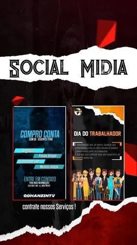 Social midia para marketing
