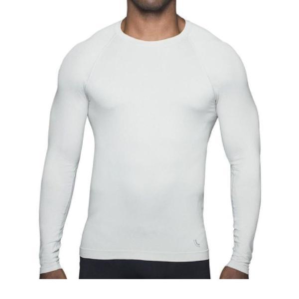 T-shirt masculino runner lupo