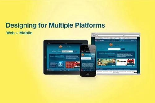 Ux design & development, apps & websites.