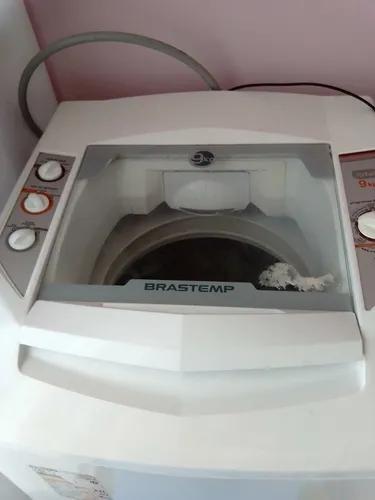 Vendo máquina de lavar brast
