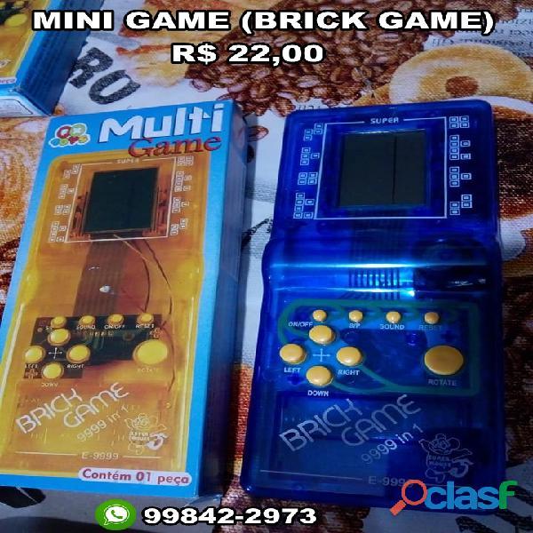 brick game (mini game)