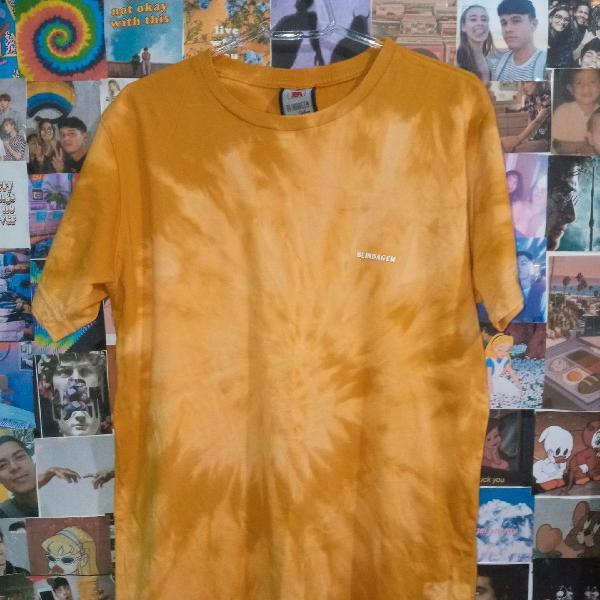 Camisa camiseta blusa tye dye