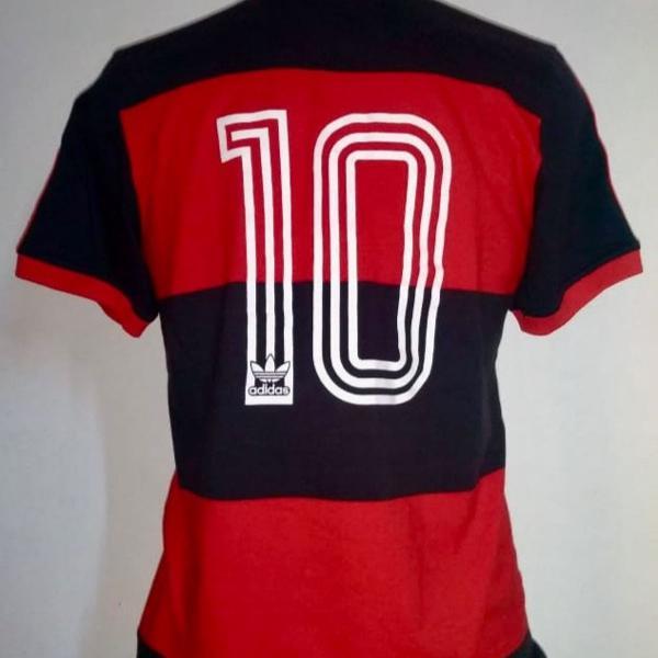 Camisa flamengo adidas 1988 / 1992 retrô original zico #10