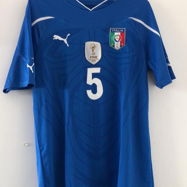 Camisa seleção italiana de futebol