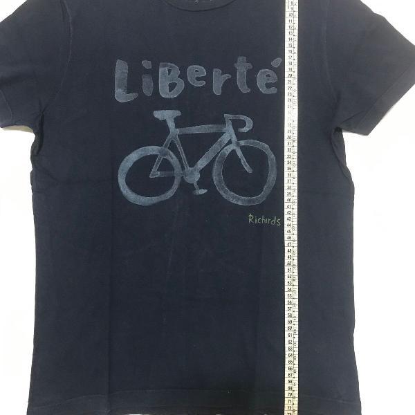 Camiseta richards tamanho m