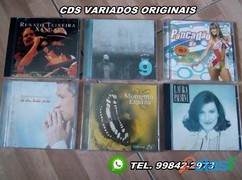 cd musicais diversos 1