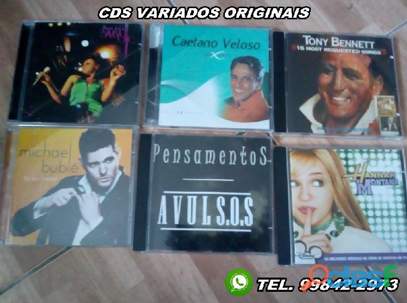 cd musicais diversos 2