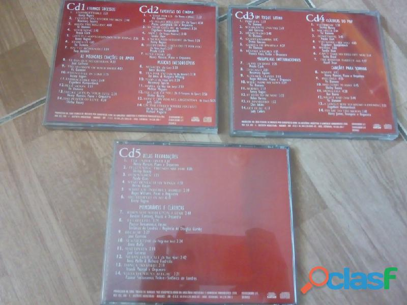 cd musicais diversos 3