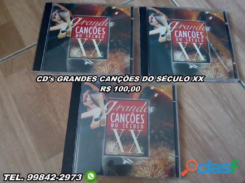 cd musicais diversos 4