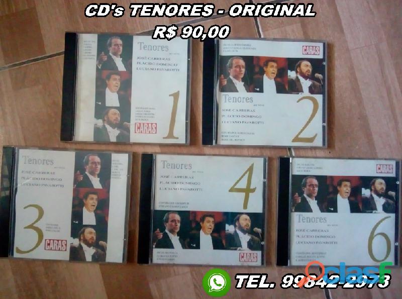 cd musicais diversos 5