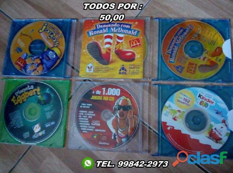 cd musicais diversos 6