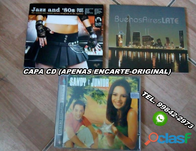 cd musicais diversos 8
