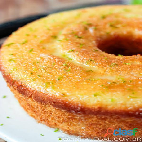Como aprender fazer bolos caseiro