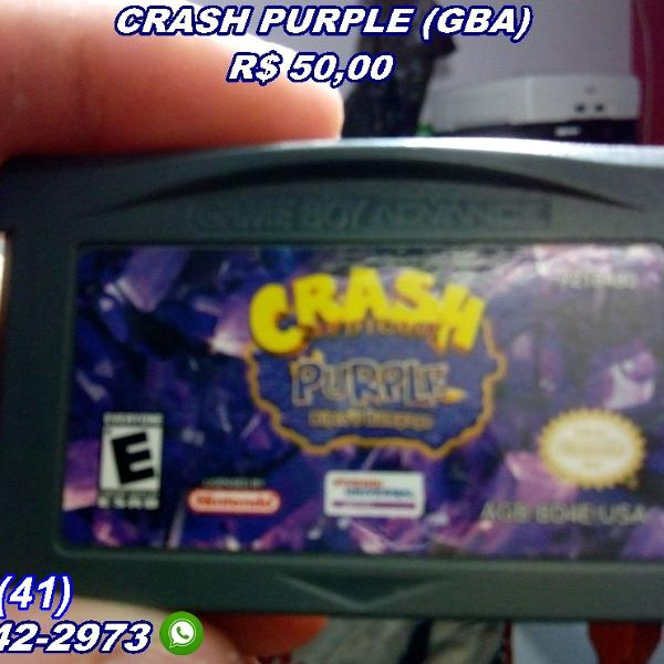 Crash purple (gba)