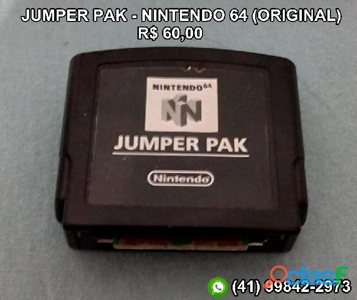 Jumper pak Nintendo 64 (original)