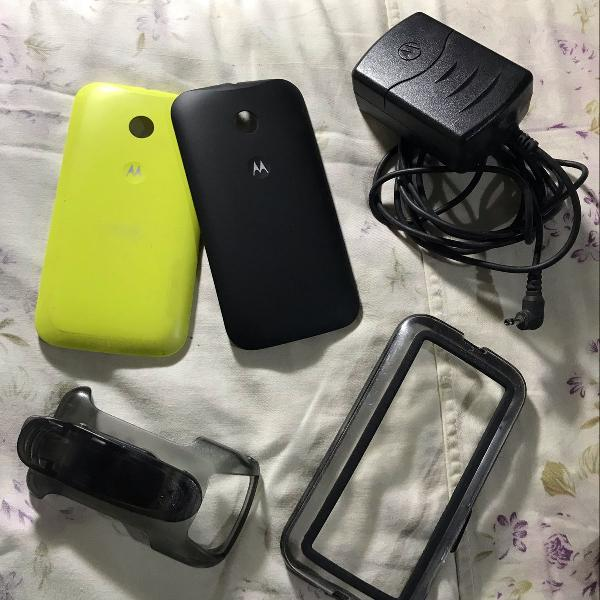 Kit acessórios celular motorola