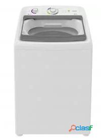 Lavadora de Roupas Consul CWH12 ABANA   12kg Cesto Inox 16 Programas de Lavagem 110V