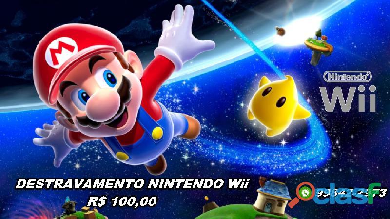 Nintendo wii (destravamento)