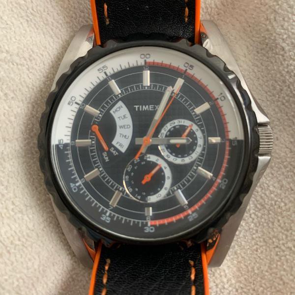 Relógio esportivo timex