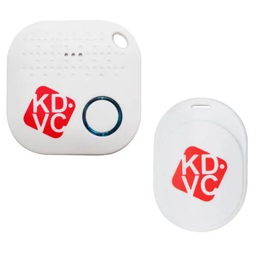 2 x localizador bluetooth kdvc (1 motion + 1 mini)
