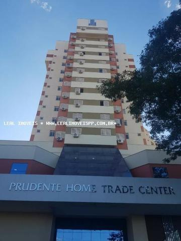 Apartamento para aluga edificio: home trade center