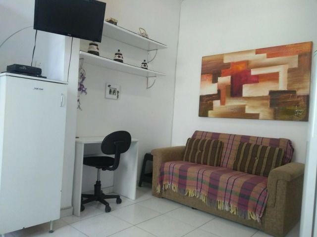 Apartamento praia de botafogo mobiliado tv/wifi/ar cond prox