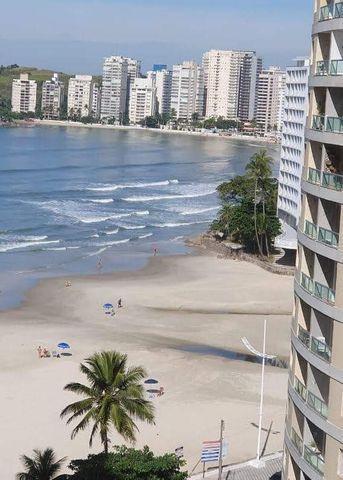 Apartamento vista p mar - pitangueiras