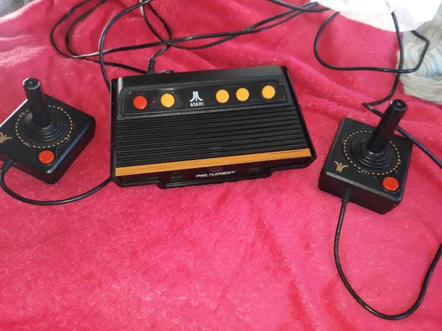 Atari flashback com 101 jogos