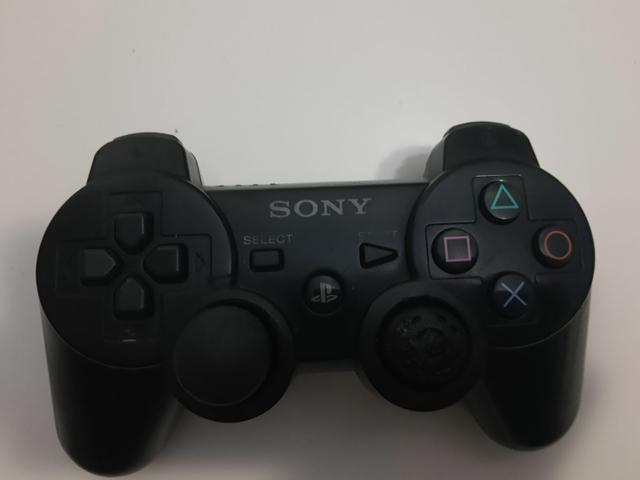 Controle playstation 3 original r$50,00