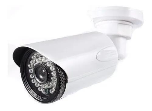 Camera segurança alta resolucao ahd 1080 2.0mp jortan