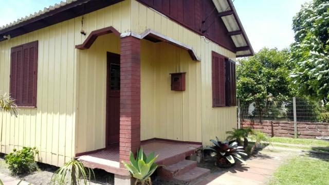 Casa dois dormitórios centro tramandaí patio individual