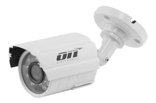 Câmera analóg cftv externa visão noturna 20mts 800tvl