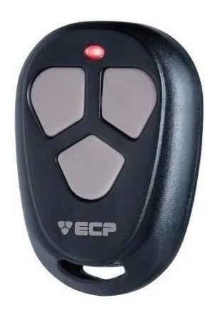 Controle de portão e alarme fit 433mhz ecp