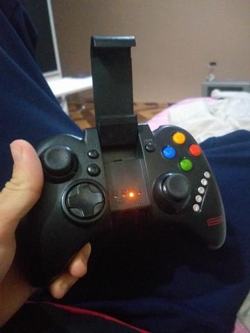 Controle gamepad ipega