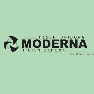 Desentupidora moderna