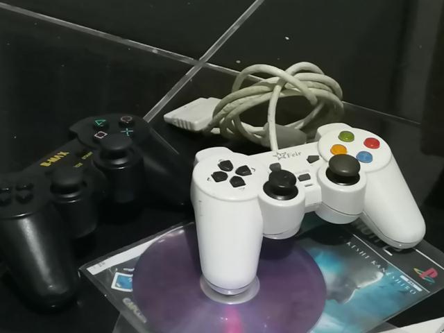 Jogos de controle do play 2 memory card