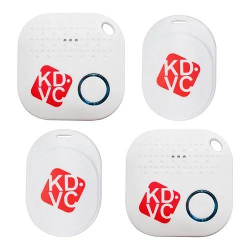 Kit com 4 kdvc (2 motion + 2 mini) carteira chaveiro ou pet