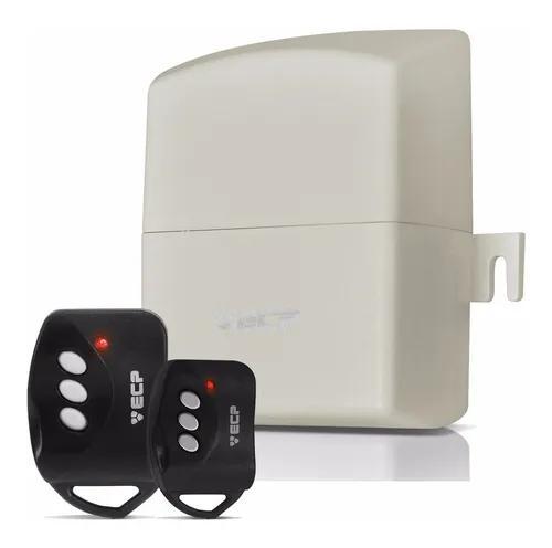 Kit par controle residencial ecp + receptor multifuncional