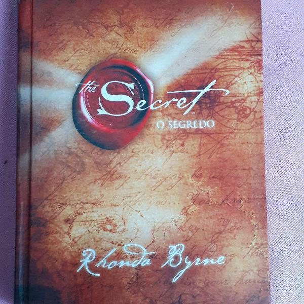 Livro o segredo, por rhonda byrne