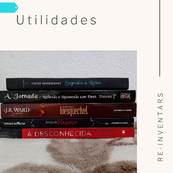 Livros (valor avulso)