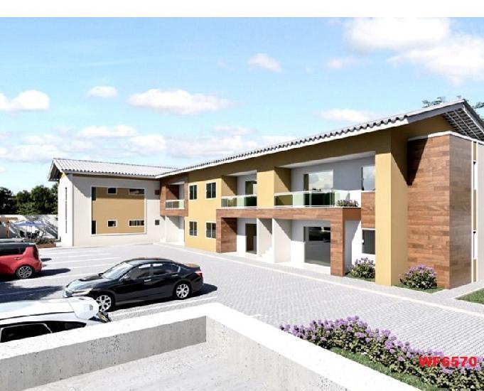 Monte ararate, apartamento com 2 quartos, 2 vagas de garagem