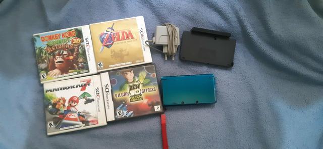 Nintendo 3ds desbloqueado!