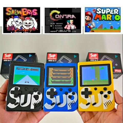 Super game boy 400 jogos do nintendo