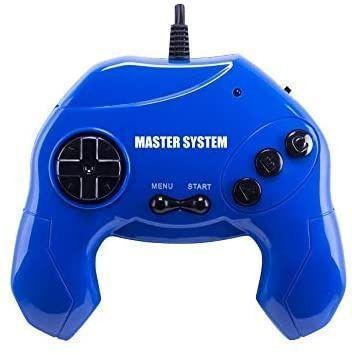 Video game master system plug & play 40 jogos na memória