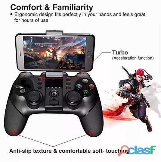Controle ios e android