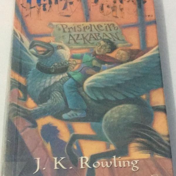 Harry potter e o prisioneiro